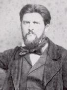 Felix Draeseke in 1865