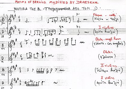 Motifs of Berlioz modified by Draeseke; Click for larger version
