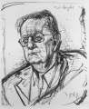 Kurt Striegler - by Otto Dix