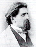 Felix Draeseke in 1869